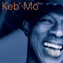 Keb' Mo' - Slow Down CD Cover Art