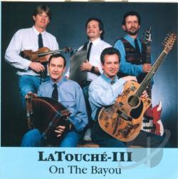 LaTouche - On The Bayou CD Cover Art