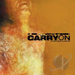 Carry On - Life Less Plagued CD Cover Art