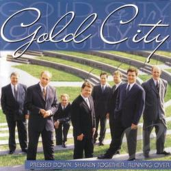Gold City - Pressed Down, Shaken Together, Running Over CD Cover Art