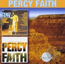 Faith, Percy - Great Folk Themes/American Serenade CD Cover Art