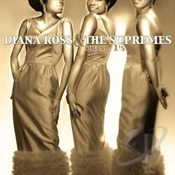 Supremes - #1's CD Cover Art