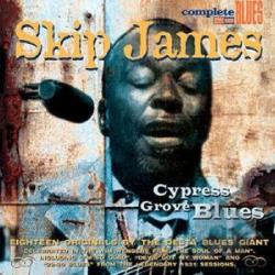 James, Skip - Cypress Grove Blues CD Cover Art