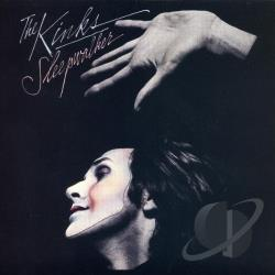 Kinks - Sleepwalker CD Cover Art