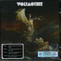 Wolfmother - Wolfmother CD Cover Art