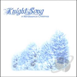 Knightsong - Renaissance Christmas CD Cover Art