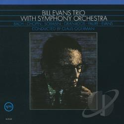 Evans, Bill - Bill Evans Trio with Symphony Orchestra SA Cover Art