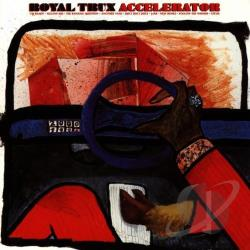 Royal Trux - Accelerator CD Cover Art