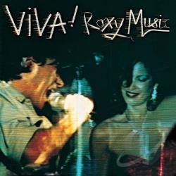 Roxy Music - Viva! CD Cover Art