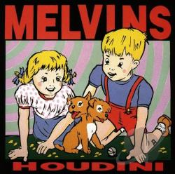 Melvins - Houdini CD Cover Art