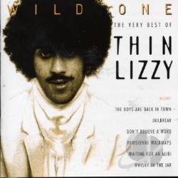 Thin Lizzy - Wild One CD Cover Art