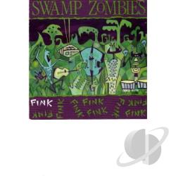 Swamp Zombies - Fink CD Cover Art