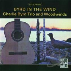 Byrd, Charlie - Byrd in the Wind CD Cover Art