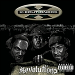 X-Ecutioners - Revolutions CD Cover Art