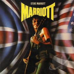 Marriott, Steve - Marriott CD Cover Art