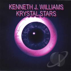 Williams, Kenneth J. - Krystal Stars CD Cover Art