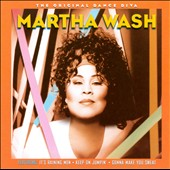 Wash, Martha - Original Dance Diva CD Cover Art