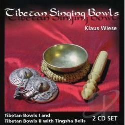klaus wiese tibetan singing bowls cd album. Black Bedroom Furniture Sets. Home Design Ideas