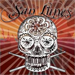 San Lunes CD Cover Art