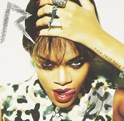 Rihanna 2 - Talk That Talk CD Cover Art