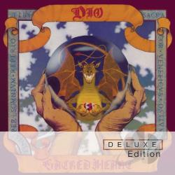 Dio - Sacred Heart CD Cover Art
