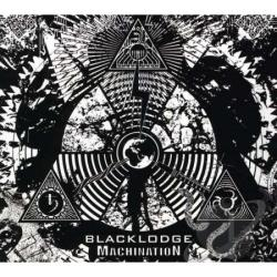 Blacklodge - Machination CD Cover Art