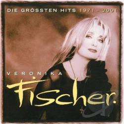 Fischer, Veronika - Die Grossen Hits 1971-2001 CD Cover Art