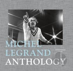 Legrand, Michel - Anthologie CD Cover Art