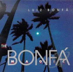 Bonfa, Luiz - Bonfa Magic CD Cover Art