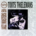 Thielemans, Toots - Verve Jazz Masters '59: Toots Thielemans CD Cover Art