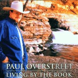 Overstreet, Paul - Living By The Book CD Cover Art