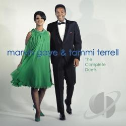 Gaye, Marvin / Terrell, Tammi - Complete Duets CD Cover Art