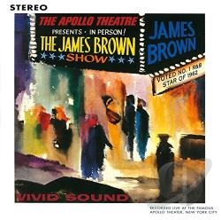 Brown, James - Live at the Apollo CD Cover Art