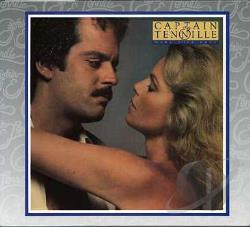 Captain & Tennille - Make Your Move CD Cover Art