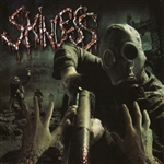Skinless - Trample the Weak, Hurdle the Dead CD Cover Art