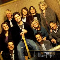 Crabb Family - Letting Go CD Cover Art