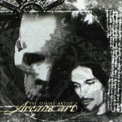 Arcane Art - Cursed Artist CD Cover Art