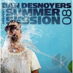 Desnoyers, Daniel - Summer Session 08 CD Cover Art