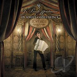 In Strict Confidence - La Parade Monstrueuse CD Cover Art
