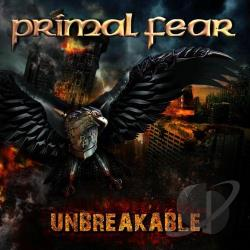 Primal Fear - Unbreakable CD Cover Art