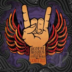 Randolph, Robert / Robert Randolph & The Family Band - Lickety Split CD Cover Art