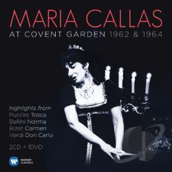 Callas, Maria - Callas 90th Anniversary CD Cover Art