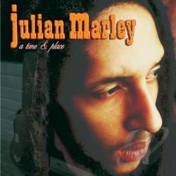Marley, Julian - Time & Place CD Cover Art