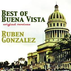Gonzalez, Ruben - Best Of Buena Vista CD Cover Art