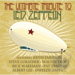 Led Zeppelin - Led Zeppelin: Ultimate Tribute CD Cover Art