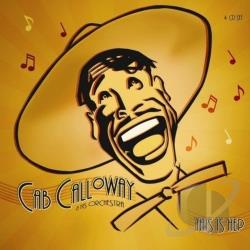 Calloway, Cab - This Is Hep CD Cover Art