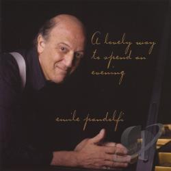 Pandolfi, Emile - Lovely Way to Spend an Evening CD Cover Art
