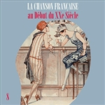 Various Artists - La Chanson Fran�aise Au D�but Du Xxe Si�cle, Vol. 8 DB Cover Art
