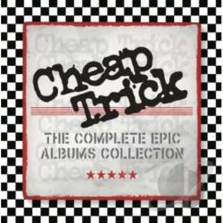 Cheap Trick - Complete Album Collection CD Cover Art