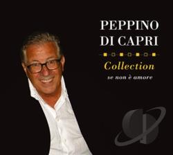 Di Capri, Peppino - Collection CD Cover Art